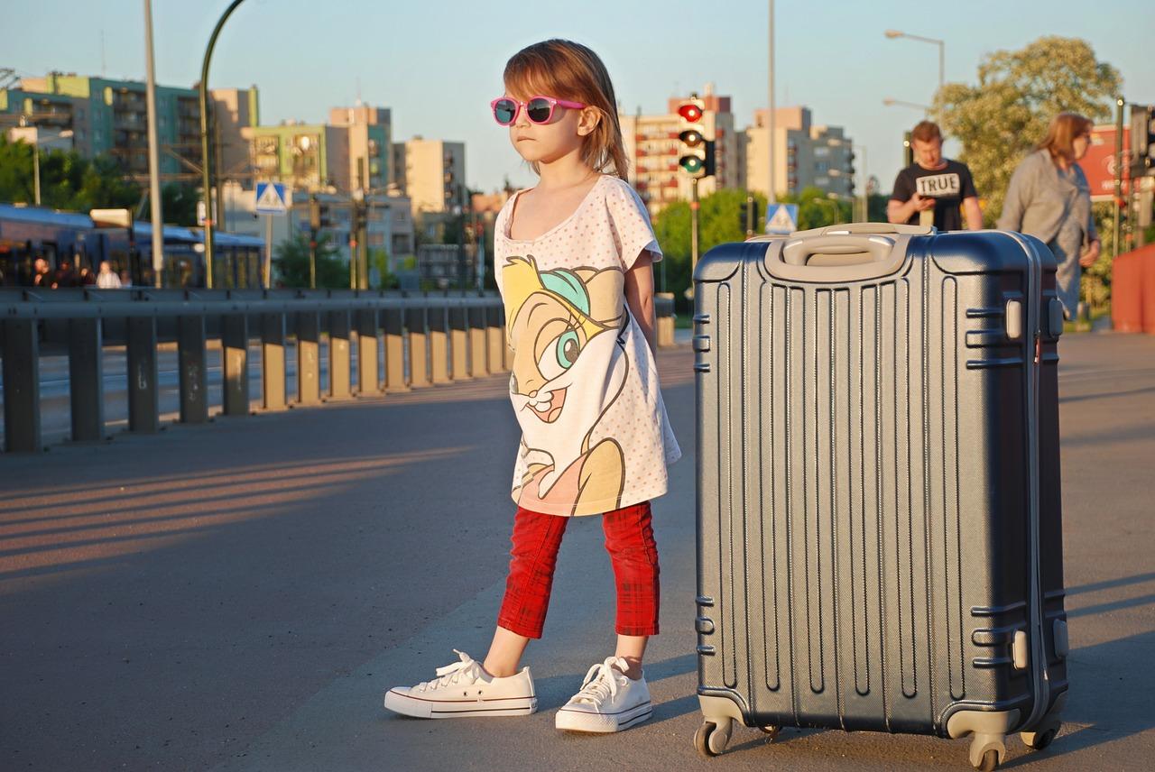 Z jakim bagażem można podróżować?