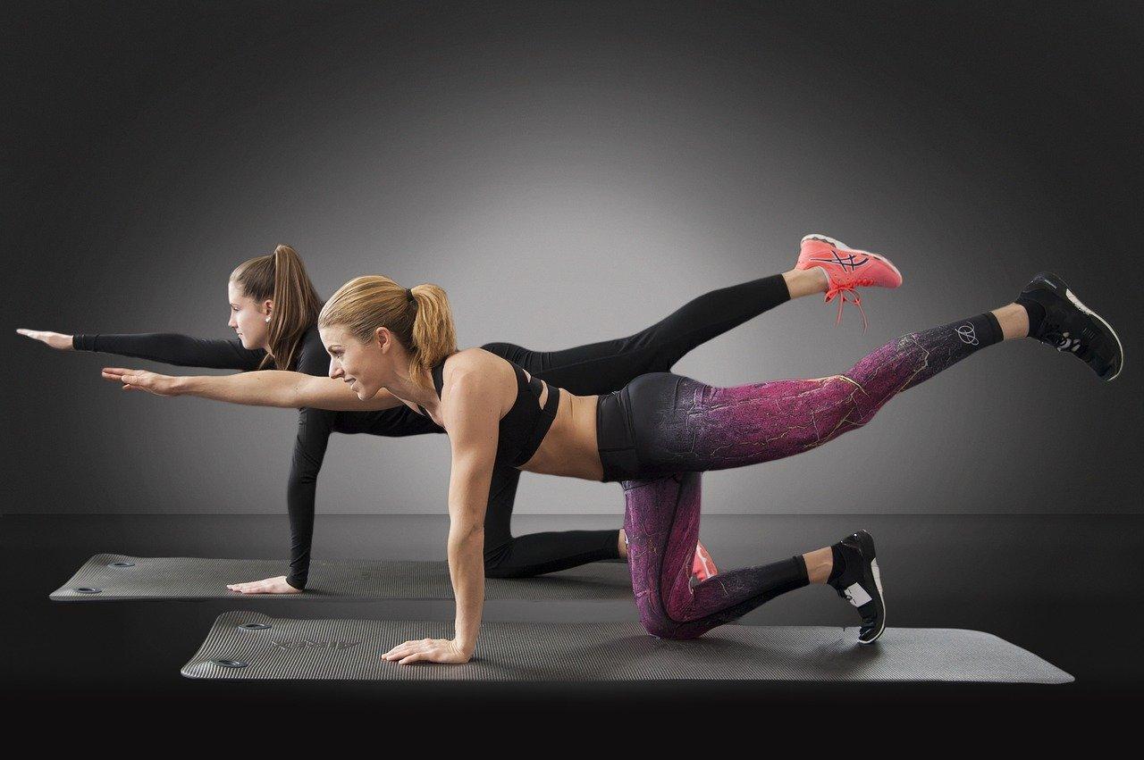 Obniżanie swojej wagi dzięki ćwiczeniom